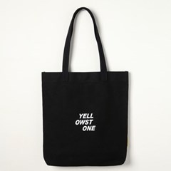 에코백 LOGO CANVAS BAG -YS2094BY /BLACK