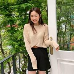 Drop fit summer knit_K_(1309622)