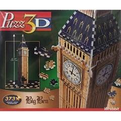 WREBBIT 3D PUZZLE_빅벤[3D][스펀지입체퍼즐]_(874397)