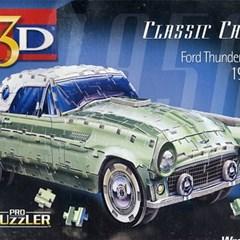 3D입체퍼즐 포드 1956년 썬더버드 한정판 [스펀지]_(874399)