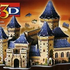 3D입체퍼즐 Medioal 대저택 한정판 [스펀지][건축물]_(874400)