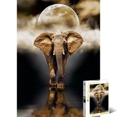 1000피스 직소퍼즐 코끼리 [CL39416]_(874406)