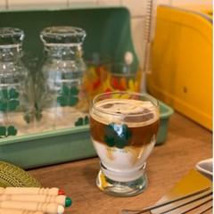 커먼키친 Special Gold Edition # Clover glass