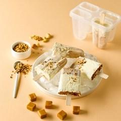 피나포레 x DIA FOOD 몽브셰 바닐라 아몬드 DIY 아이스크림