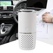 에어케어 헤파필터 차량용 공기청정기(컵홀더형) CY-1