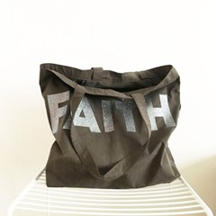 faith italian cotton big bag brown