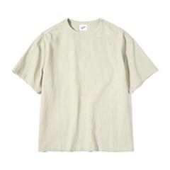 Pullover Linen Tee Sahara