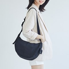CANVAS HALF BODY BAG