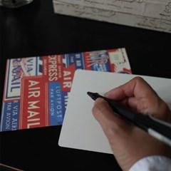 Cavallini 빈티지엽서카드-airmail