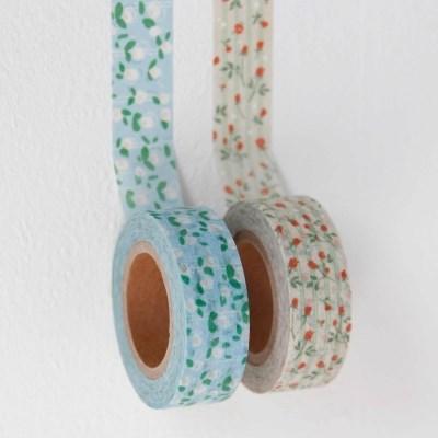 Vintage Fabric Masking Tape