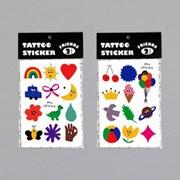 TATTOO STICKER - FRIENDS (A/B)