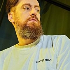 [베러댄88] 레드우드 오버핏 워싱 20수 반팔티셔츠 화이트