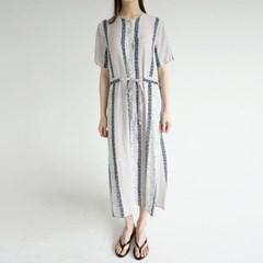 vintage pattern cozy dress (2colors)_(1260396)