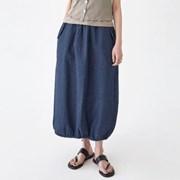 hight flare long skirt_(1260930)