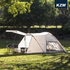 카즈미 티어돔 엣지 텐트 K9T3T001 / 3-4인용 내수압2000mm 돔텐트