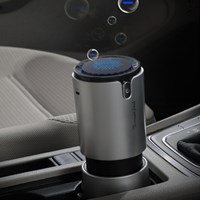 에어케어 헤파필터 차량용 공기청정기(컵홀더형)CJ-2