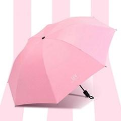 심플 베이직 UV차단 수동 우산 양산