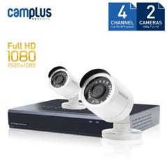 캠플러스 소비자맞춤형 CCTV 세트 CP-AB0402_(2101884)