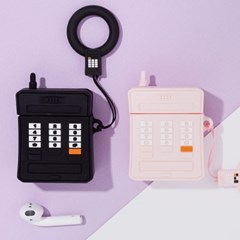 애플 에어팟 실리콘 케이스_전화기