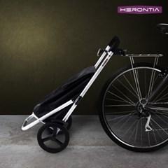 헤론티아 크루져 핸드카트 HT9T3E005 / 접이식 자전거 연결가능