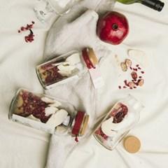 와인 담금주키트 리와인드 와인키트 잔 선물세트 석류