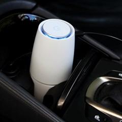 에어케어 헤파필터 차량용 공기청정기(컵홀더형)CY-3