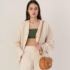 볼드리니 에밀리 미니백 내추럴베이지/Emily mini bag natural beige