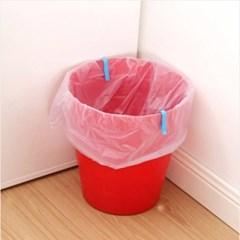 쓰레기봉투 L집게 6개 1세트(랜덤)