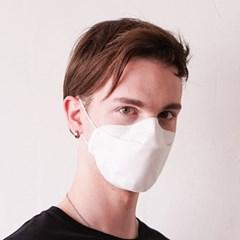 게이즈 황사마스크 KF94 화이트 (1매) 1회용 방역용 마스크