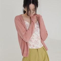 soom mini cardigan (3colors,linen 80%)_(1317249)