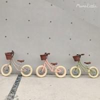 밸런스바이크 페달없는 유아 자전거