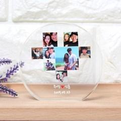 [포토] 연인&부부 감사패_하트퍼즐