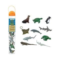 [사파리엘티디] 100110/멸종동물(해상) 피규어모음 튜브_(1353202)