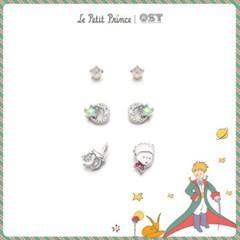 [어린왕자XOST] 어린왕자와 실버달빛 패키지귀걸이 OTE619604AWW