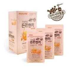 [정선드림] 오늘하루 든든한끼 허니통곡물 선식 1BOX (35g x 10팩)