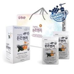 [정선드림] 든든한끼 허니곤드레 선식 선물세트 (35g x 30팩)