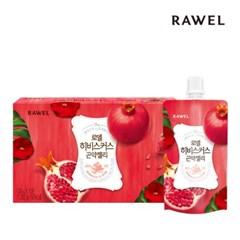 [로엘] 곤약젤리 히비스커스 석류맛 (130g x 10팩) 1박스
