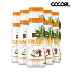 [코코엘] 엑스트라버진 코코넛오일(640ml) 10병