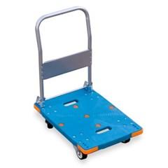 에스파스 안전고무패드 대차 하중300kg 블루 (소형)_(1049959)