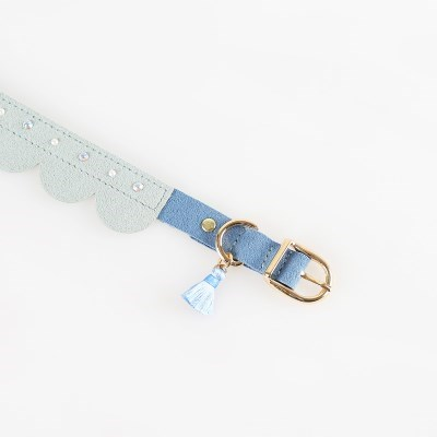 디저트 목걸이dessrt collar_blue soda