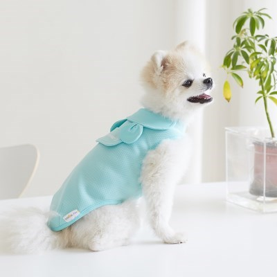 쿨조끼cool vest_sky blue