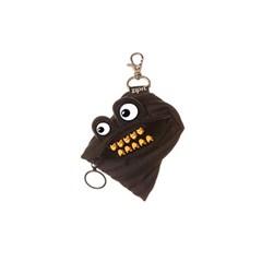 ZIPIT 집잇 배드몬스터 동전지갑 (블랙)_(1021169)