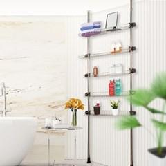 에스파스 욕실,다용도용 스텐욕실선반 600-5단_(1050030)