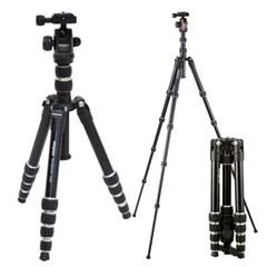 본젠 VT-385T 트래블러 카메라 삼각대 + VD-283QX 볼헤드 SET
