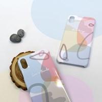 Triple color stone ♥ 감성 패턴 폰케이스