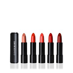 COVERNINE COLOR IN MAGNEFIT GLOSSY LIPSTICK(5COLORS)