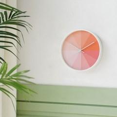 피치무소음벽시계