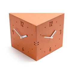 트윈벽시계