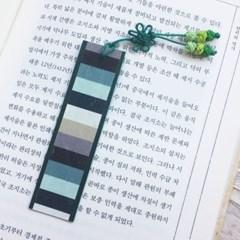 색동(녹색)_책갈피