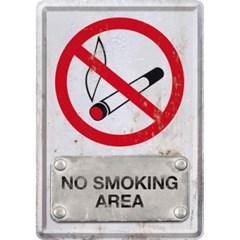[10181] No Smoking Area